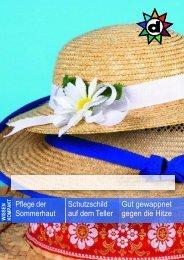 Sonnenschutz - Die-Drogerie.ch