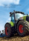 axion 800 - CLAAS - Page 6