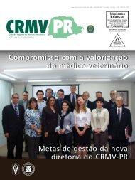 Metas de gestão da nova diretoria do CRMV-PR Compromisso com ...