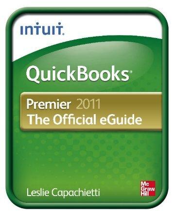 QuickBooks 2011 - The QuickBooks Specialists