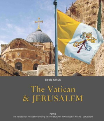 The VaTican & Jerusalem - PASSIA Online Store