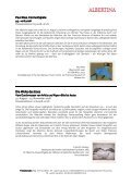 Pressetext - Albertina - Page 2