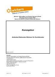 Konzept (pdf) - Wichern Diakonie Frankfurt