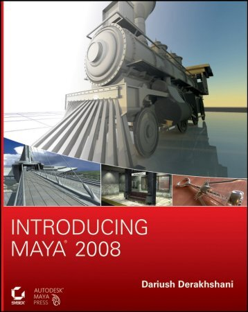 Introducing Maya 2008 - Online Public Access Catalog