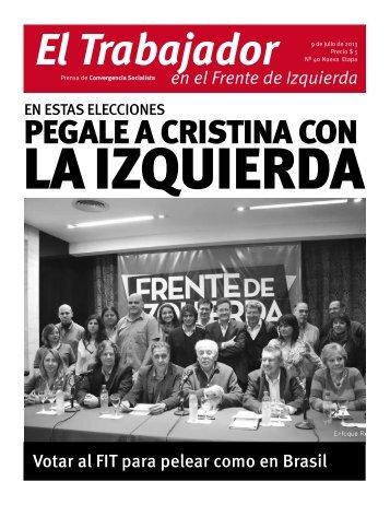 El Trabajador - Indymedia Argentina