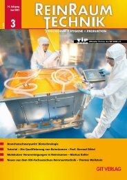 VIP3000 – Bericht aus dem Vorstand - GIT Verlag