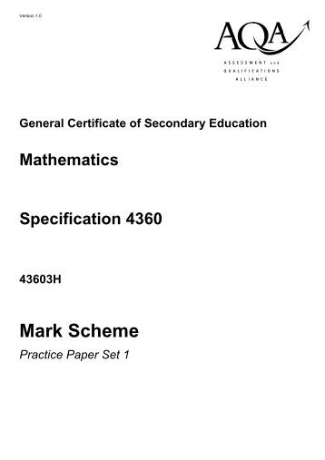 ib maths studies coursework mark scheme Ib questionbanks, past papers, mark schemes and grade there is a useful resource for many maths exam past papers/mark schemes may 2004 math studies.