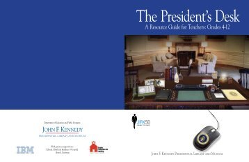 A Resource Guide for Teachers: Grades 4-12 - John F. Kennedy ...