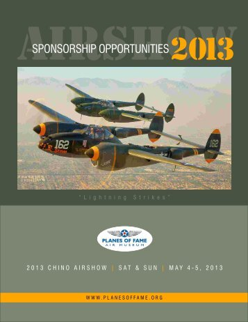 Airshow - Planes of Fame