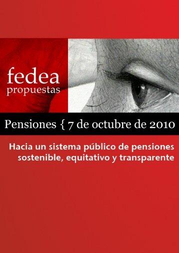 Hacia un sistema público de pensiones - sac.csic.es