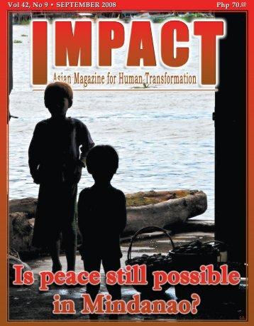 September 2008 - IMPACT Magazine Online!