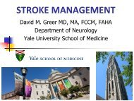 Thrombolysis in Acute Stroke