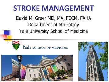 Thrombolysis in Acute Stroke