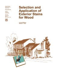 Selection and Application of Exterior Stains for Wood - ToolBase ...