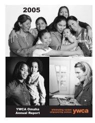 YWCA Omaha Annual Report
