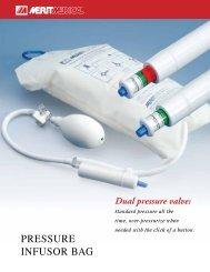 PRESSURE INFUSOR BAG - Merit Medical