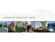 GLENEAGLES COMMUNITY CENTRE - Naturally:wood