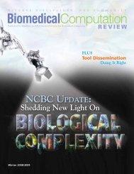 NCBC UPDATE: - Biomedical Computation Review
