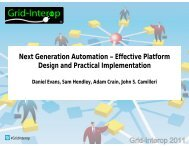 Next Generation Automation – Effective Platform Design and ...