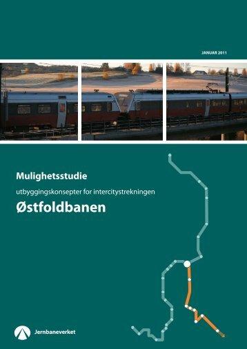 Østfoldbanen - Jernbaneverket