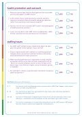 Healthy Communities Service Provider Audit Form (pdf). - Page 3