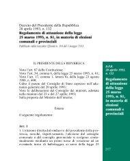 Decreto del Presidente della Repubblica 28 aprile 1993, n. 132