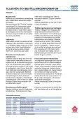 BRANDSKYDDSPRODUKTER - Eldon - Page 4