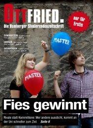 Ausgabe 72 - Ottfried.