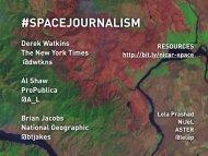 nicar-space-slides