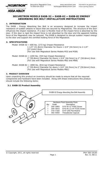 easb series installation instructions securitron magnalock ?quality=85 securitron pb, pba exit button installation and operating securitron mm15 wiring diagram at couponss.co