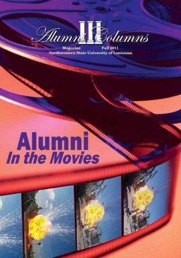 Magazine Fall 2011 Northwestern State University of Louisiana