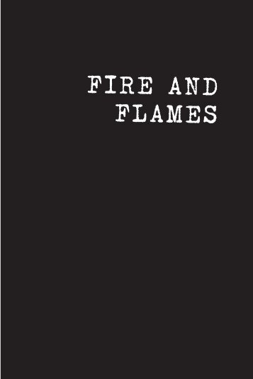 FIRE AND FLAMES - Zine Library