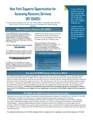 New York Supports Opportunities for Accessing ... - Monroe County