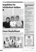 Gemeindeblatt / Ausgabe 2/2007 - Volders - Seite 4