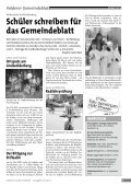 Gemeindeblatt / Ausgabe 2/2007 - Volders - Seite 5