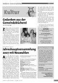 Gemeindeblatt / Ausgabe 2/2007 - Volders - Seite 7