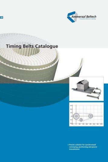 Timing Belts Catalogue