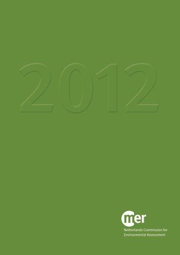 Report - Commissie voor de milieueffectrapportage