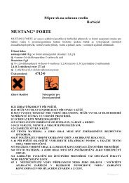 MUSTANG* FORTE - VP Agro