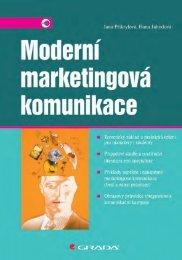 Nahlédnout do Moderní marketingová komunikace - Internetové ...