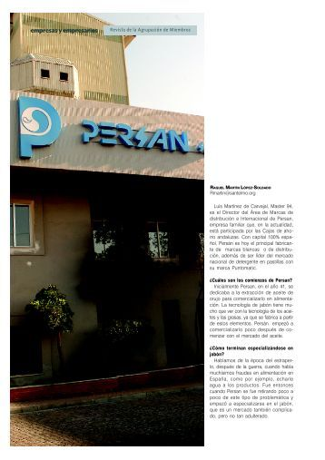 empresas y empresarios - Instituto Internacional San Telmo
