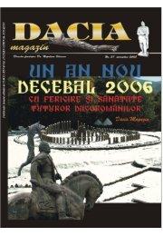 decembrie 2005 - Dacia.org