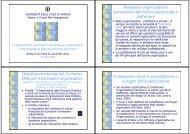 Benessere organizzativo e prevenzione del rischio psicosociale e ...