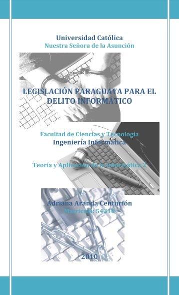Cyberdelito - Revista Pensamiento Penal