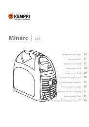 Minarc 220 - Kemppi