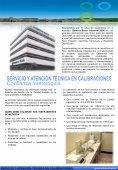 Catálogo - Servicio y Atención Técnica en Calibraciones - Qsi - Page 2