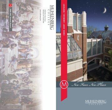 2006-2007 - Muhlenberg College