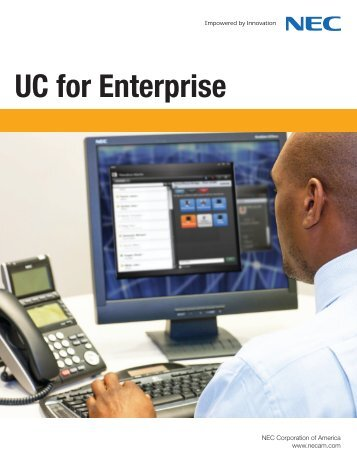 UC for Enterprise Brochure