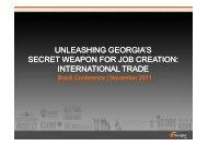 international trade - Brazil-US Business Council