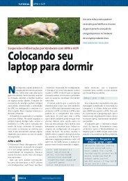 Colocando seu laptop para dormir - Linux New Media